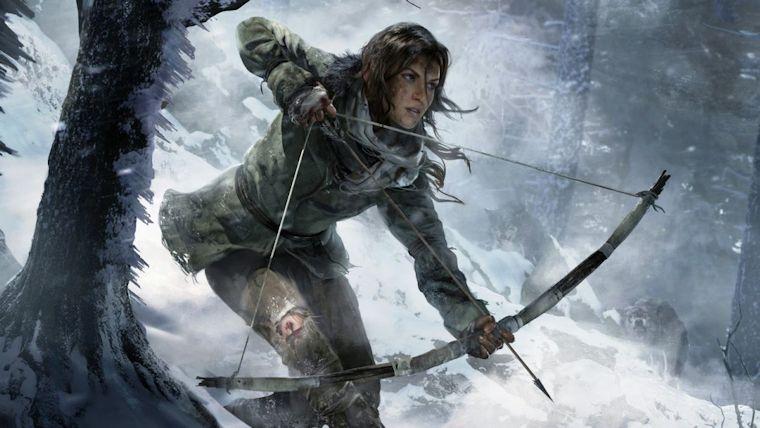 Gamescom 2017 | عنوان Rise of the Tomb Raider با رزولوشن ۴K برروی ایکسباکسوانایکس اجرا میشود