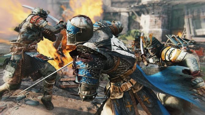 منتظر اطلاعات و جزییات جدید از عنوان For Honor در E3 2016 باشید