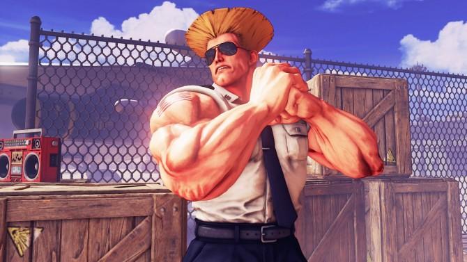 تریلر جدید عنوان Street Fighter V منتشر شد| معرفی شخصیت Guile