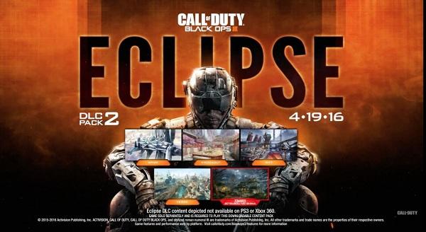 تماشا کنید: تریلر زمان انتشار دومین محتوای دانلودی Call of Duty: Black Ops 3