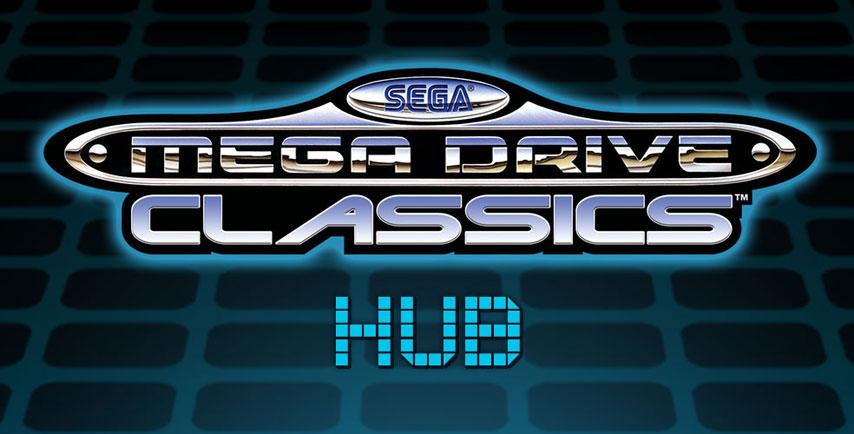 عناوین قدیمی سگا را با Sega Mega Drive Classics Hub تجربه کنید