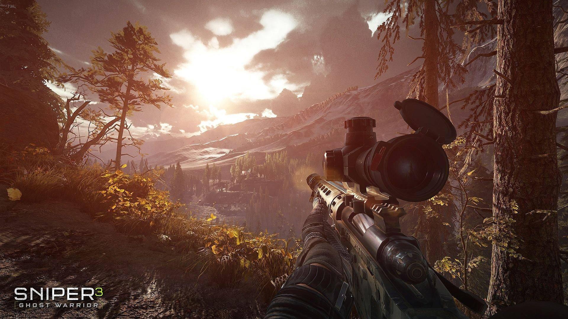Gamescom 2016  تماشا کنید: اتمام یکی از مراحل Sniper Ghost Warrior 3 به سه روش متفاوت