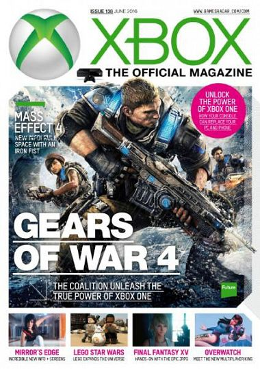 Xbox The Official Magazine – June 2016