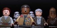 جیجی آبرامز در LEGO Star Wars: The Force Awakens قابل بازی است