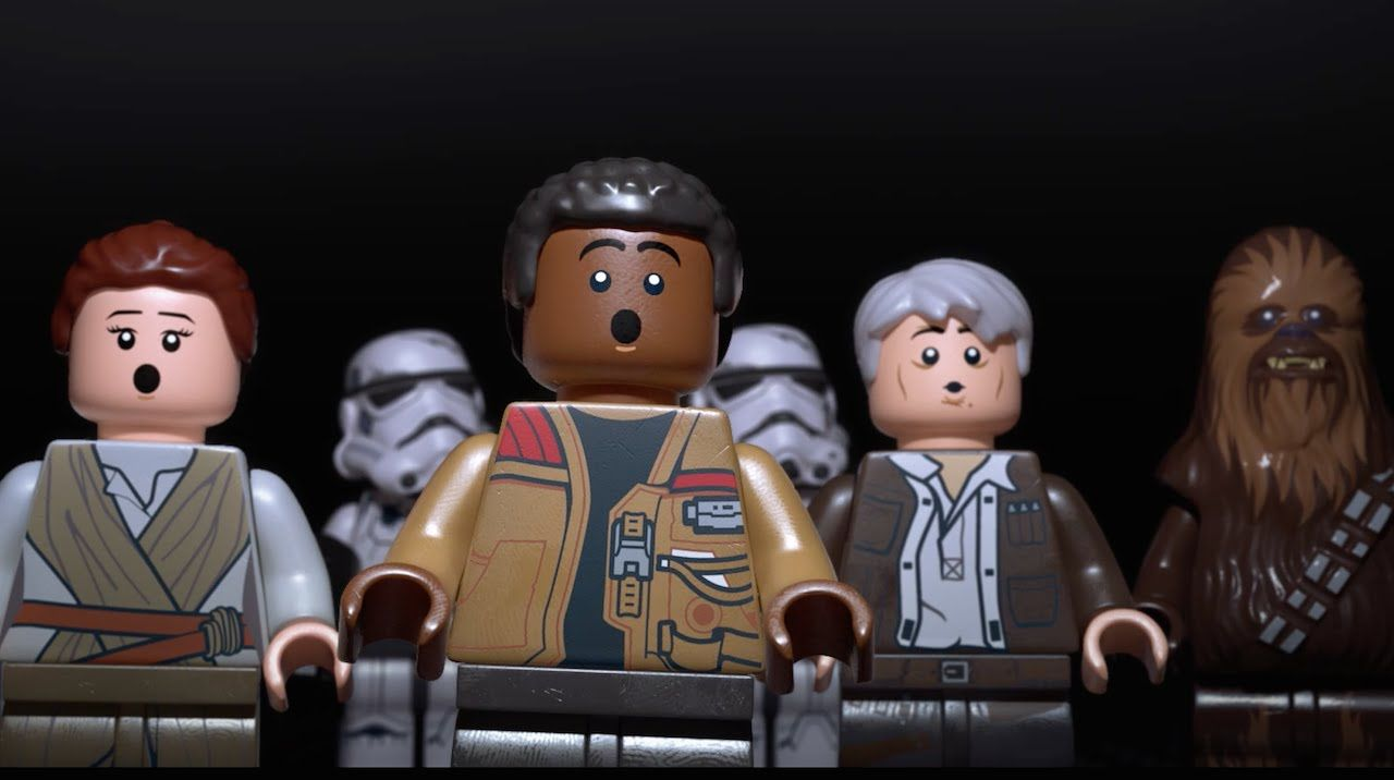 ظاهراً نسخهای جدید از Lego Star Wars در راه است