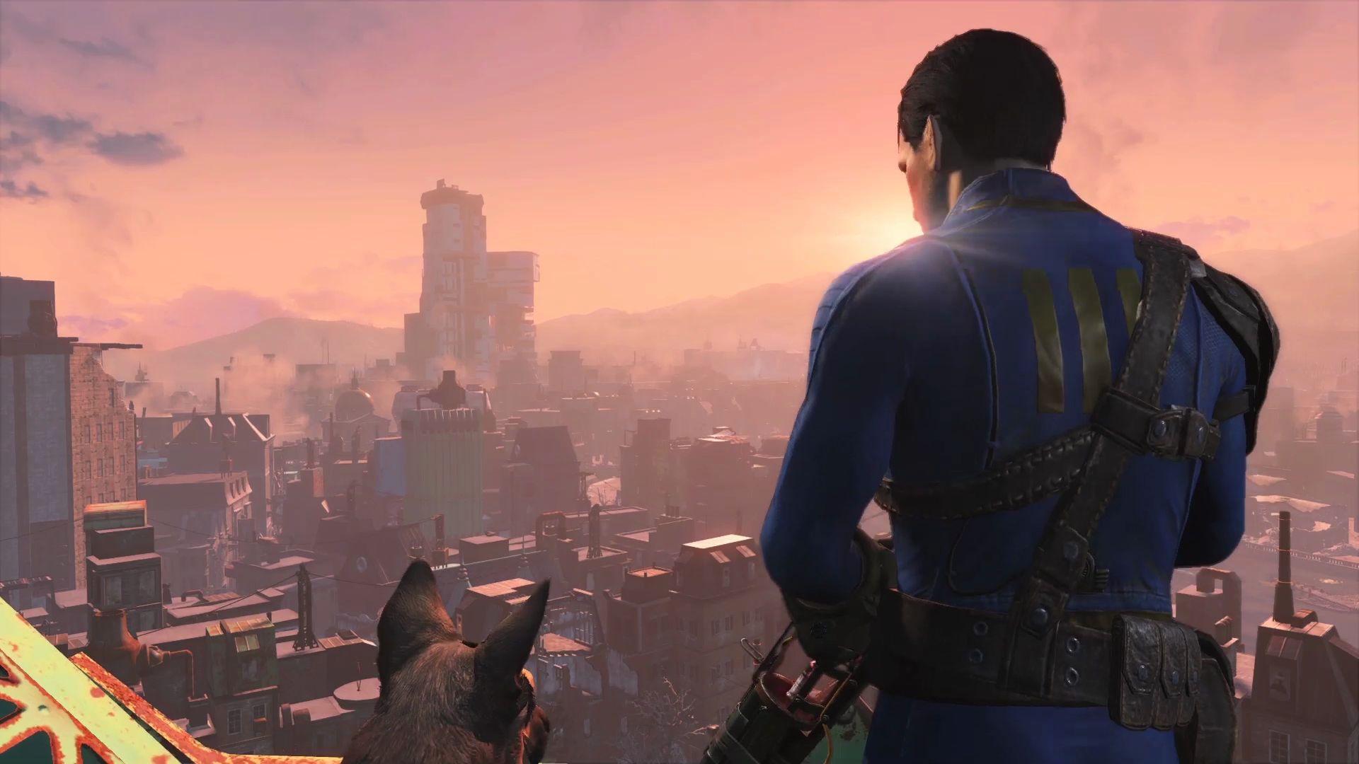 بهروزرسان ایکسباکس وان ایکس Fallout 4 بهزودی منتشر میشود