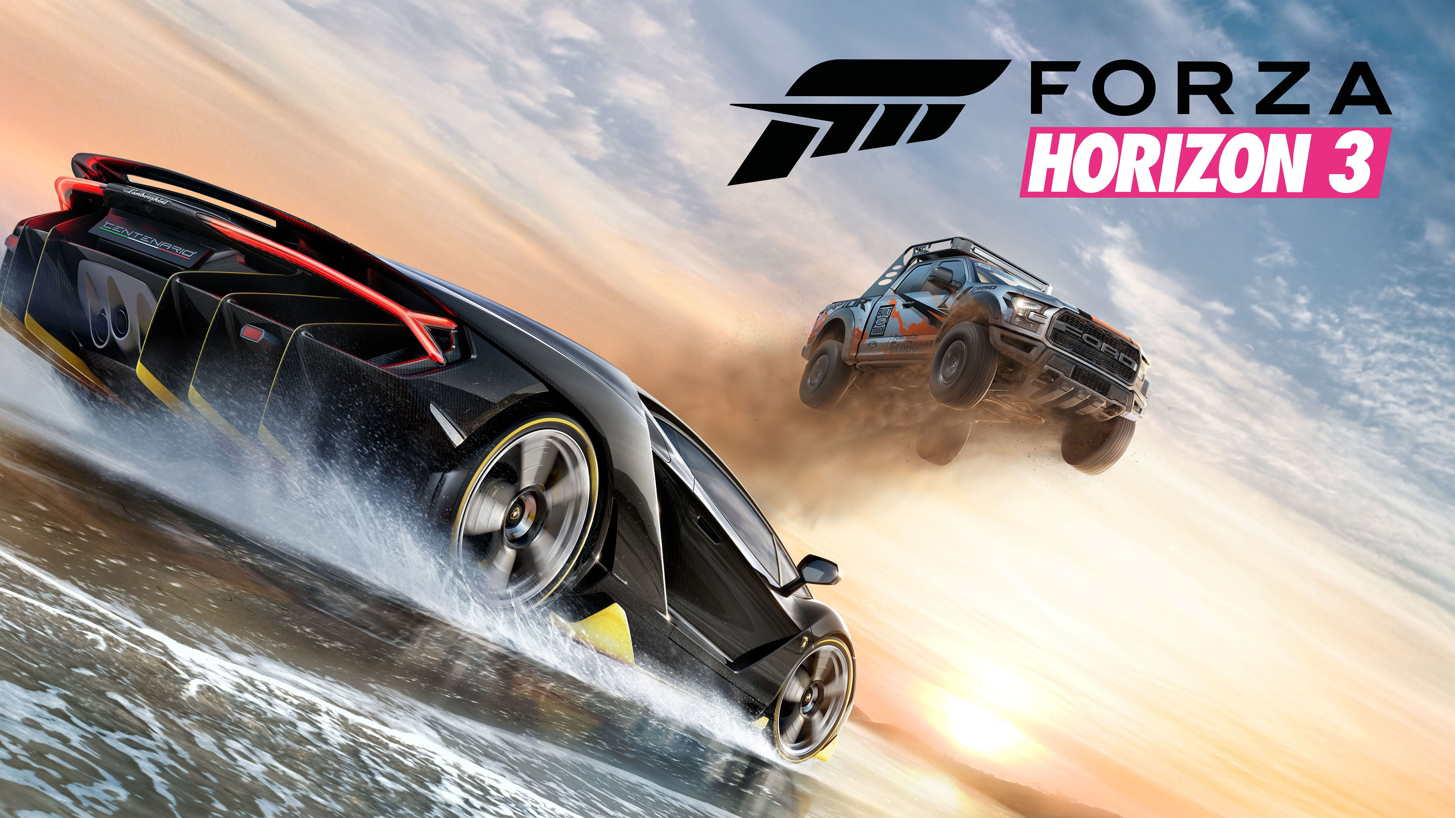 تحلیل فنی | سیستم بودجهای برای اجرای ۴K بازی Forza Horizon 3
