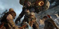 E3 2016 | تصاویر ۱۰۸۰p جدیدی از عنوان God of War منتشر شد