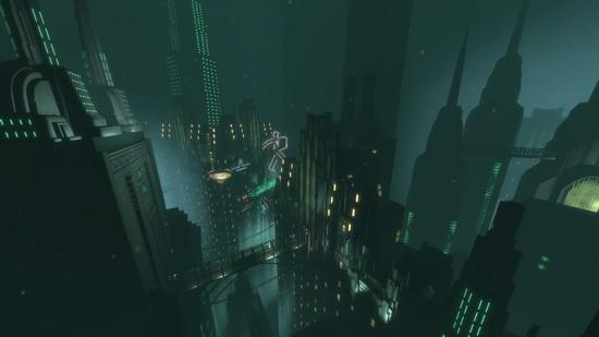 ذهن یک نابغه چنین شهری خلق میکند... بله کن لوبن یک نابغه است.. نابغهای با دغدغههای اجتماعی...