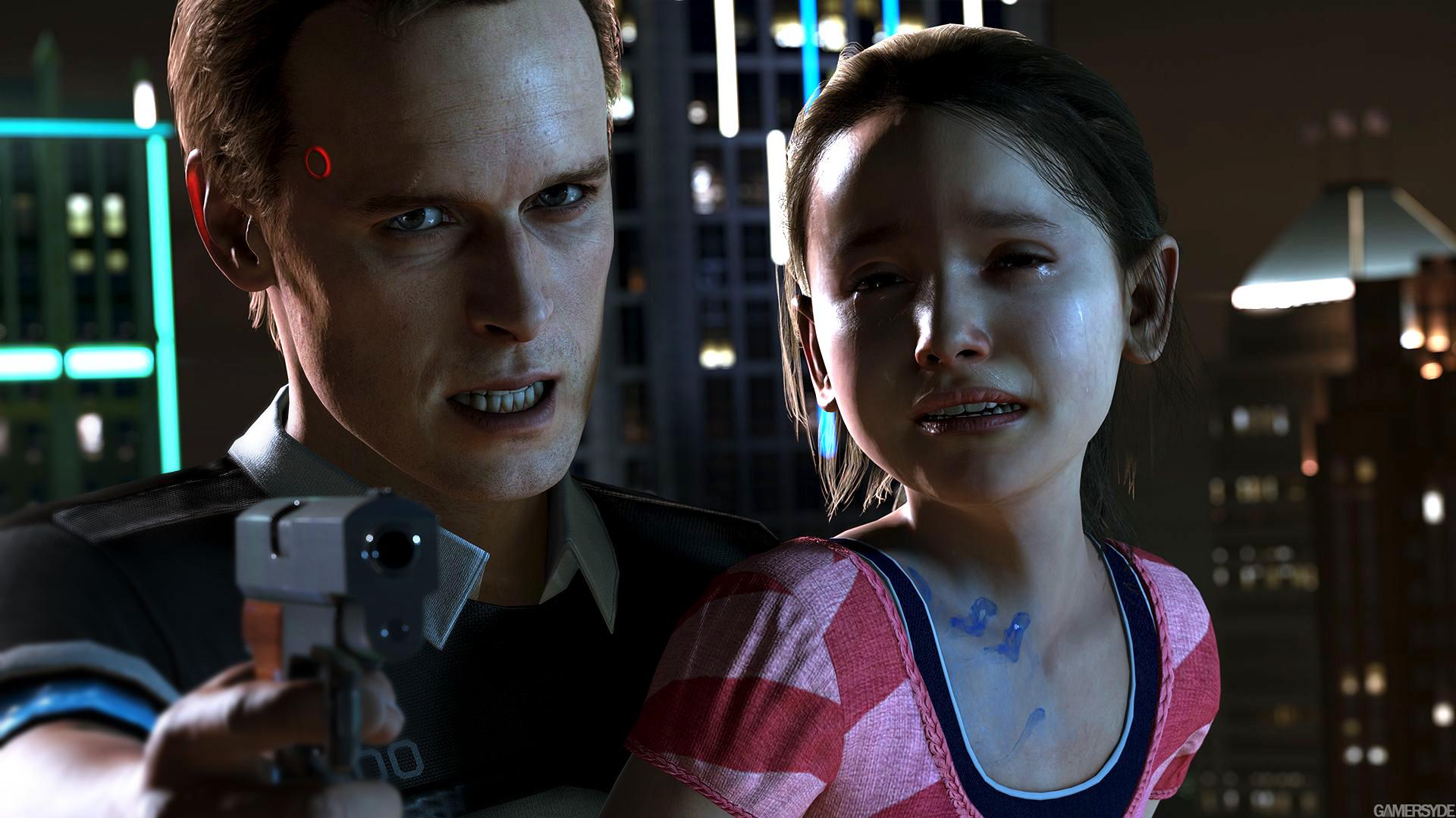 دیویدکیج: Detroit: Become Human تنها یک بازی ویدئویی است