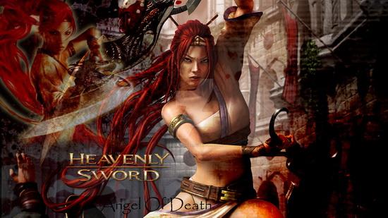 Heavenly Sword، یکی از زیباترین Hack and Slash های نسل هفتم...