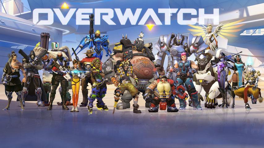 عنوان Overwatch بیش از ۴۰ میلیون بازیکن دارد