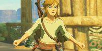 دموی The Legend of Zelda: Breath of the Wild به نمایشگاه ایبی گیمز راه مییابد