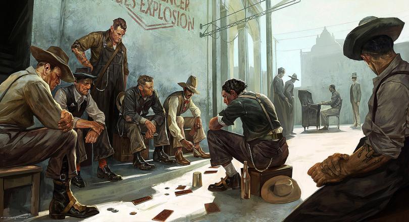 تصاویر جدید Dishonored 2 شخصیتهای آن را بهنمایش میگذارند