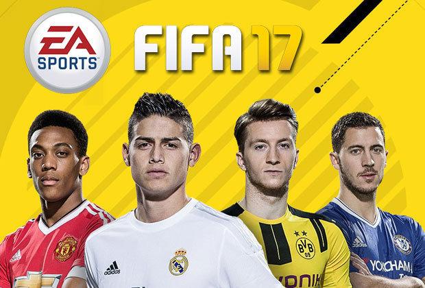 شرکت EA نحوه محاسبه سطح بازیکنان در بازی FIFA 17 را اعلام کرد
