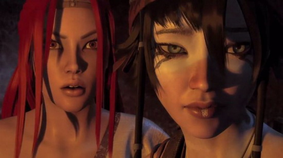 Heavenly-Sword-movie-trailer