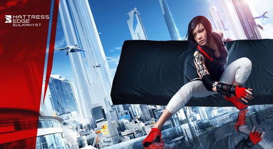 MIRRORS_EDGE_CATALYST_action_adventure_platform_sci_fi_futuristic_city_cities_fighting_1mecat_warrior_girl_artwork_poster_1920x1050