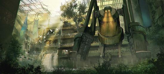 e3-2015-platinum-games-unveils-nier-new-project-for-ps4-trailer-concept-art-here-5