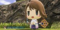 دموی World of Final Fantasy در راه است + تصاویر جدید