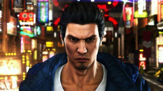 خشونت در چهره ی کازوما موج میزند