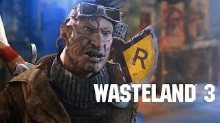 بودجه ساخت بازی Wasteland 3 در مدت زمان سه روز جمع آوری شد