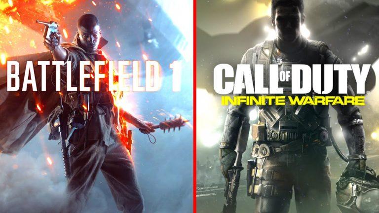 طعنه سنگین سازندگان Battlefield 1 در توییتر به بازی Call of Duty: Infinite Warfare