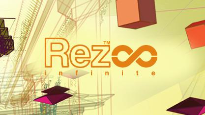 جزئیات بهروزرسانی بازی Rez Infinite برای پلیاستیشن ۴ پرو مشخص شد