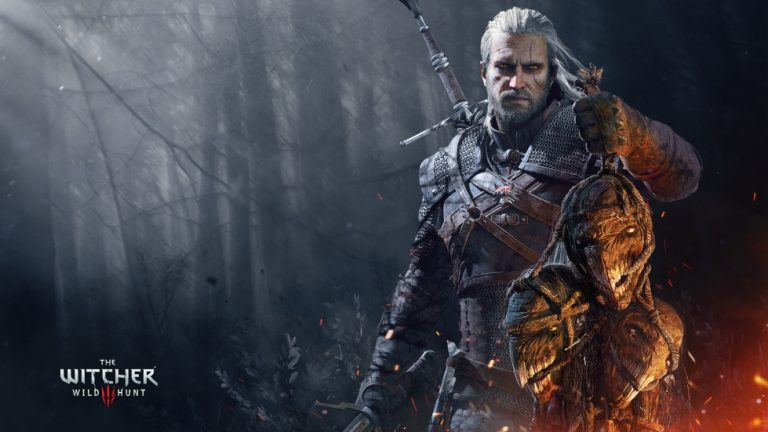 The Witcher 3: Wild Hunt را با گرافیک ۳DS تجربه کنید!