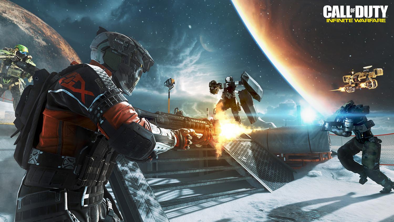 پرفروشترین بازیهای سال ۲۰۱۶ ایالاتمتحده – Call Of Duty و Battlefield در صدرجدول