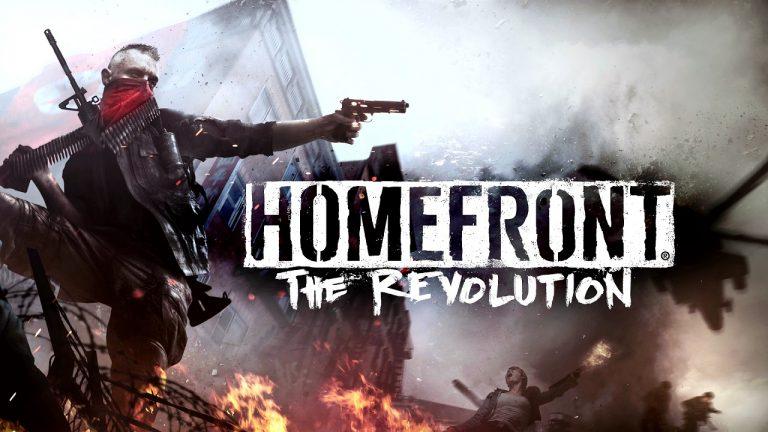 قفل امنیتی Denuvo از روی بازی Homefront: The Revolution برداشته شد
