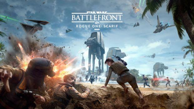 تاریخ انتشار چهارمین بسته گسترش دهنده بازی Star Wars Battlefront مشخص شد