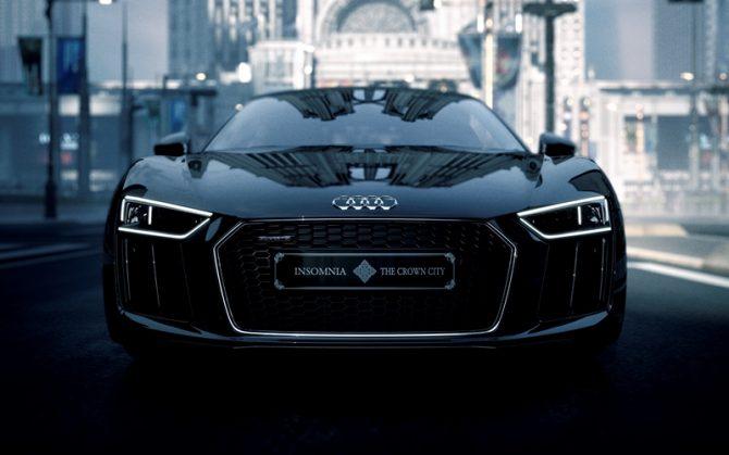 خودروی Audi R8 موجود در Final Fantasy 15 با قیمت ۴۶۹٫۰۰۰ دلار بهفروش میرسد