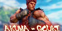 تماشا کنید: حضور Akuma در Street Fighter V تایید شد