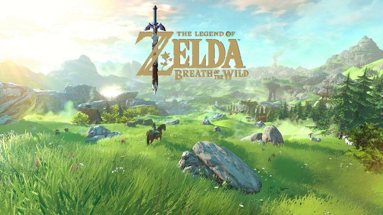 عنوان The Legend of Zelda: Breath of the Wild در مراسم Game Awards 2016 نمایش داده میشود