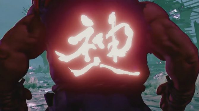 PSX 2016 | شخصیت آکوما برای Street Fighter 5 به نمایش گذاشته شد