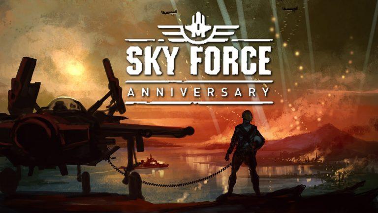 بازی Sky Force Anniversary برای کنسولهای ایکسباکس وان منتشر شد