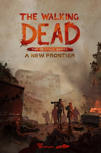 The Walking Dead: The Telltale Series – A New Frontier