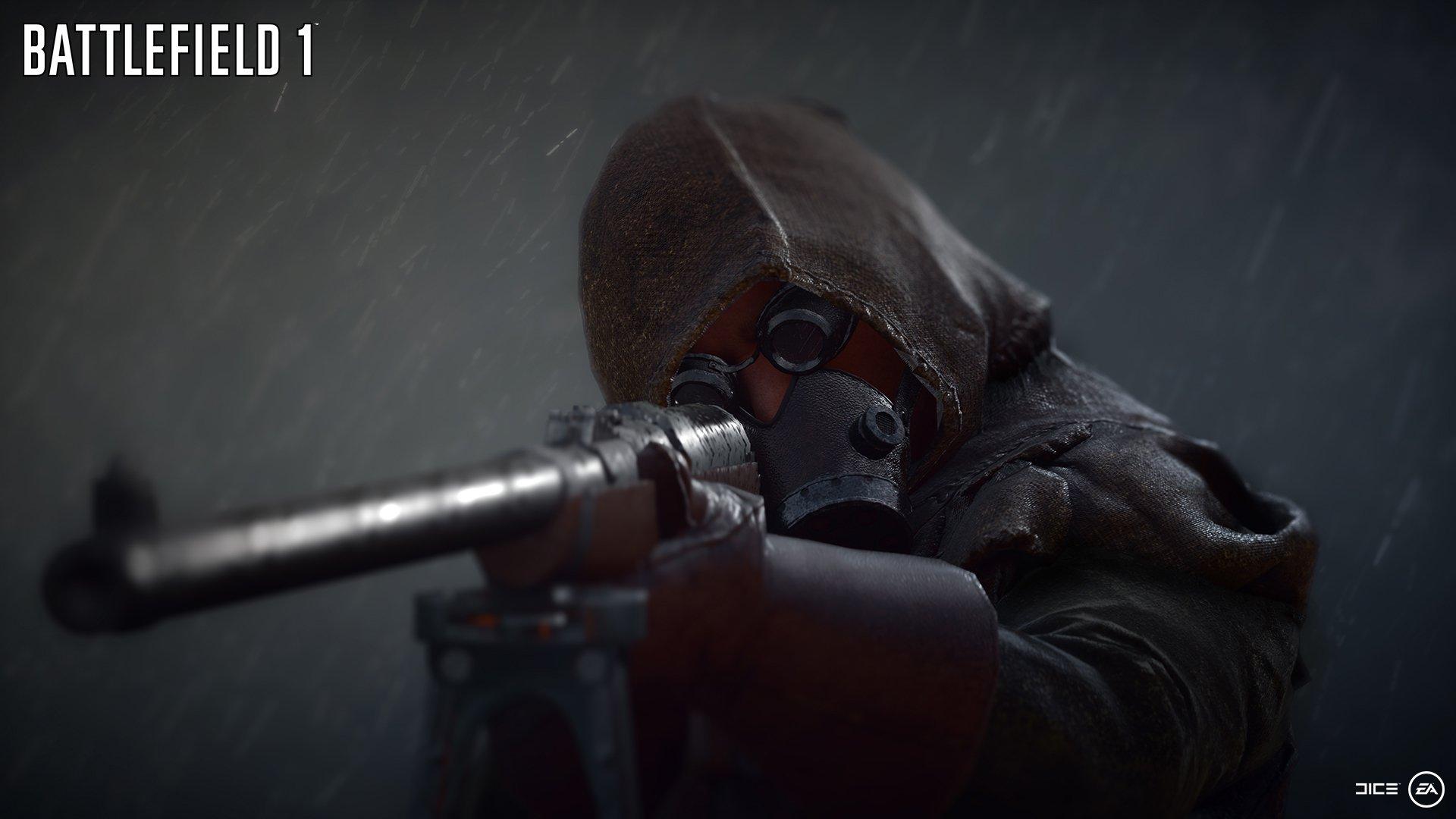Line of Sight بخش جدید این هفتهی Battlefield 1 خواهد بود