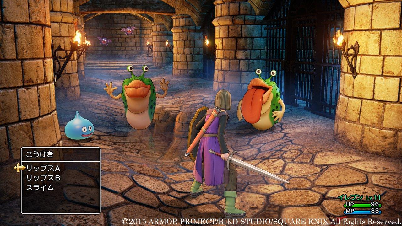 کمپ زدن، اژدها سواری و موارد بیشتر در Dragon Quest XI وجود دارد