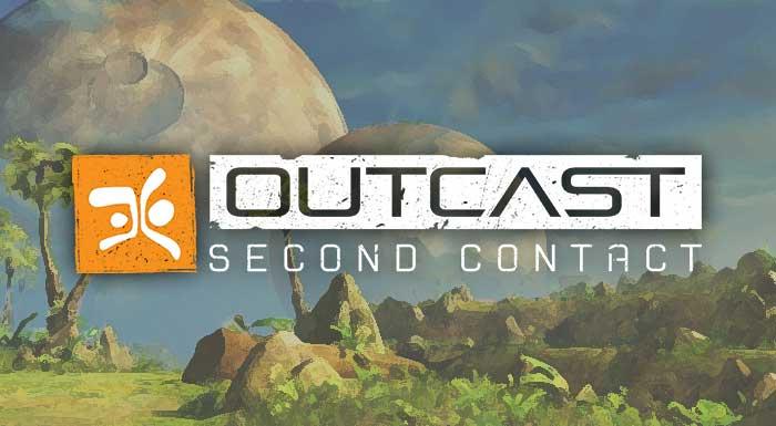 دو تصویر جدید از بازی OUTCAST – Second Contact منتشر شده است