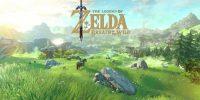 تصویر جدید بازی The Legend of Zelda: Breath of Wild نمایی از یک منطقه برفی را نشان میدهد
