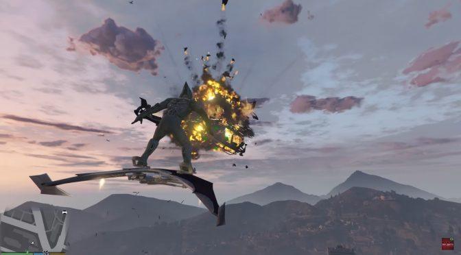 ساخت یک ماد بسیار جالب در بازی GTA 5