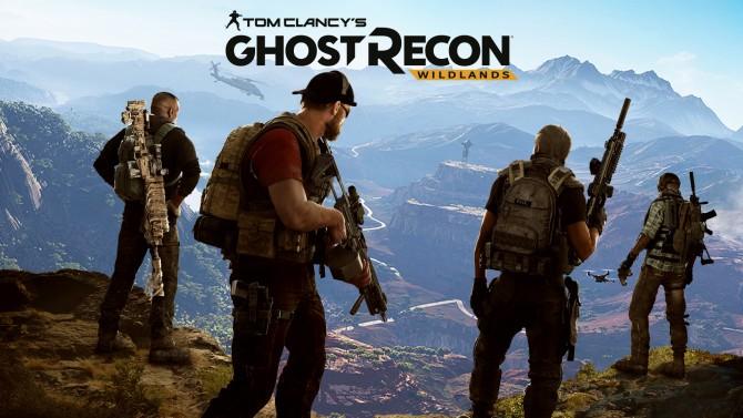 پرفروشترین بازیهای ماه مارس ایالاتمتحده – حکمرانی Ghost Recon: Wildlands