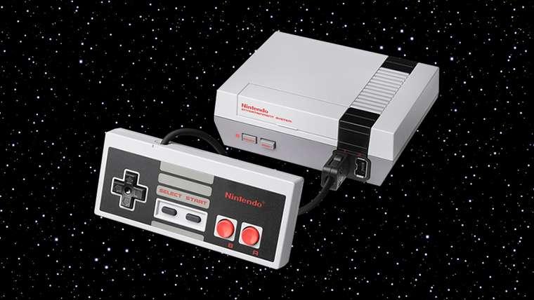 NES Classic هک شد