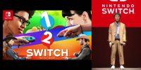 عنوان ۱-۲-Switch شامل ۲۸ بازی کوچک است