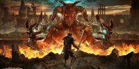 عنوان Alaloth: Champions of the Four Kingdoms برای کنسول و رایانههای شخصی مانند Souls است