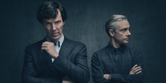[سینماگیمفا]: موسیقی هفته: موسیقی متن فصل چهارم سریال Sherlock