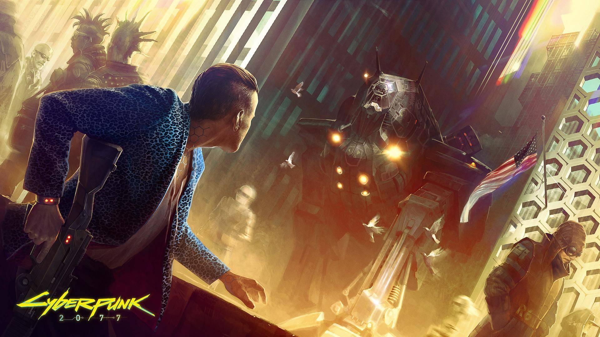 شاید Cyberpunk 2077 زودتر از زمان مورد انتظار عرضه شود