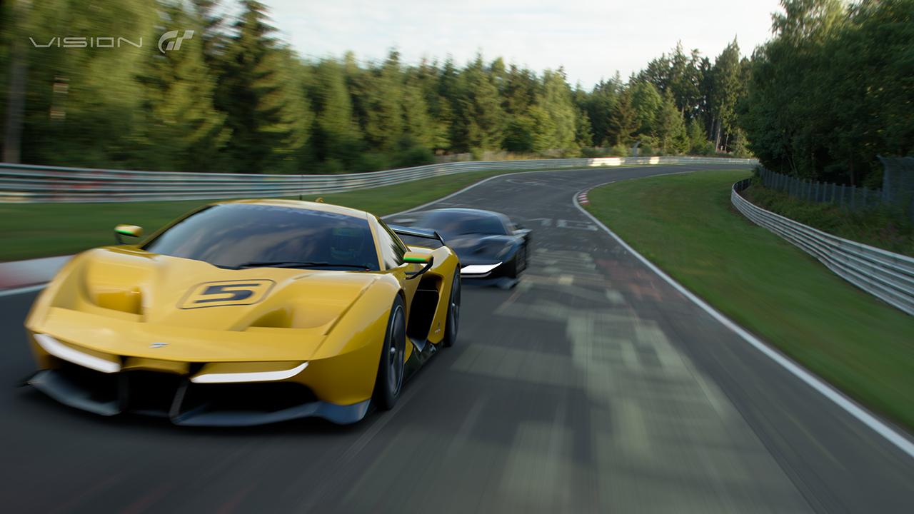 تماشا کنید: تبلیغ تلویزیونی جدید بازی Gran Turismo Sport