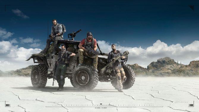 بتاهای Ghost Recon: Wildlands با ۶٫۸ میلیون بازیکن رکورد جدیدی برای Ubisoft ثبت کردند